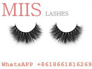 3d real mink eyelashes extension