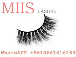 eyelash case mink strip lashes